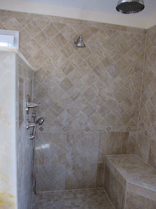 Shower Tile Ideas Design Ideas, Pictures, Remodel And Decor