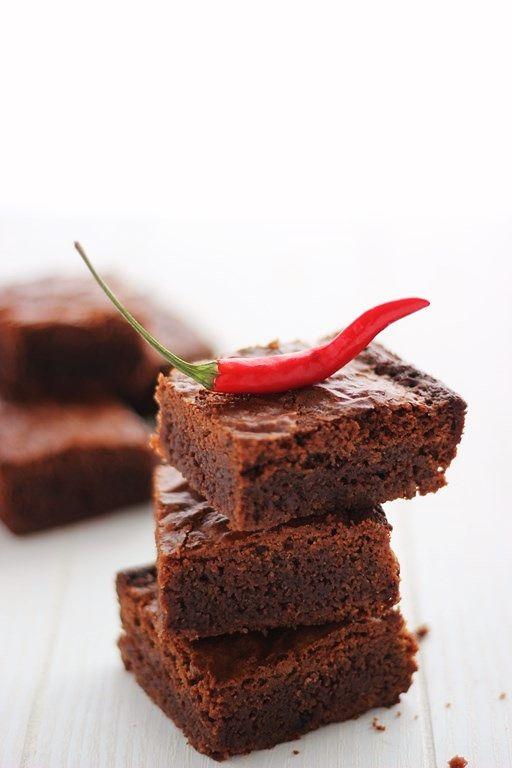 Brownies Aztechi e...gli aztechi   MIEL & RICOTTA