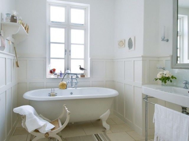 78 best images about salles de bain on pinterest - Carrelage a l ancienne ...