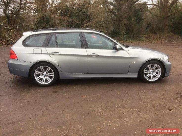 Car for Sale BMW 320d touring FSH with M Sport wheels. 1