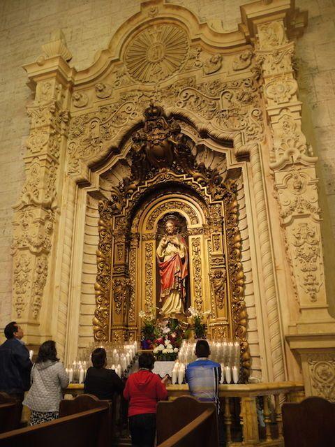 ロサンゼルス・ダウンタウン近くのセント・ヴィンセント教会 映画「コンスタンティン」ロケ地  St. Vincent Church   Los Angeles Architecture