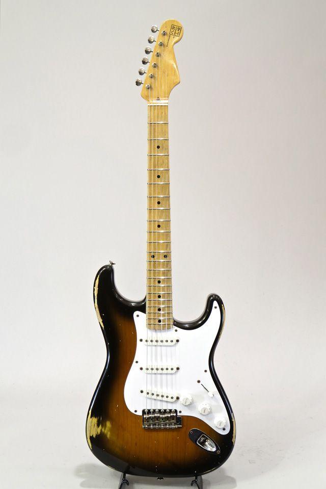 八弦小唄 ~8gen-kouta~[ハチゲンコウタ] 50's Stratocaster Style 1 Peace Ash Custom 詳細写真