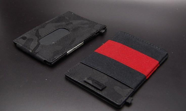 Camo x-flex slim wallet