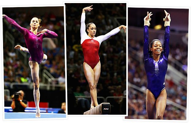 Olympics 2012 | USA gymnasts: