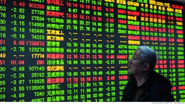 China spends billions to prevent stock market crash