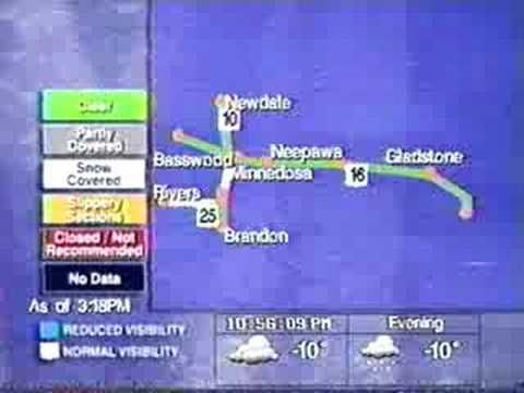nice Weather Videos - The Weather Network 1997-12-31: Highway Conditions #Weather and  #News Check more at http://sherwoodparkweather.com/weather-videos-the-weather-network-1997-12-31-highway-conditions-weather-and-news/