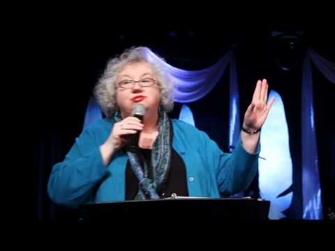 """Let's wrap up the whole book of Ruth in four minutes with my """"Righteous Ruth Rap,"""" recorded live in Little Rock and featured on YouTube and in The Girl's Still Got It."""