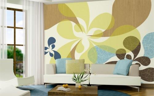 Modern Wallcoverings by UDesign