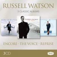 Russel Watson - Russell Watson: 3 Classic Albums