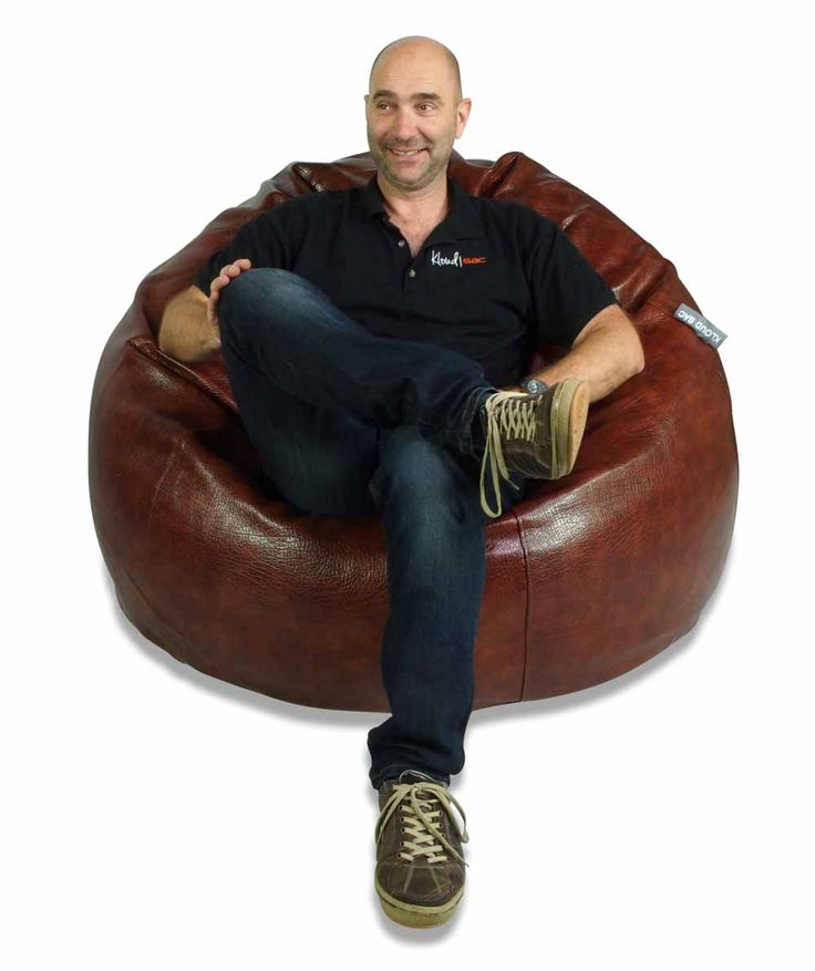 Leather Bean Bag Chairs