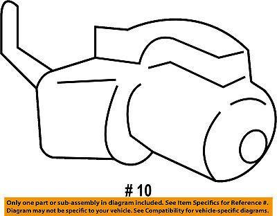 Sponsored Ebay Ford Oem 13 16 Escape 1 6l L4 Radiator Valve