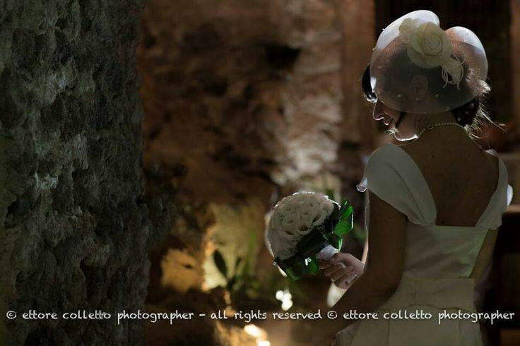 Natural light, lovely bride  Foto Matrimonio - Acireale Wedding photographer made in Sicily