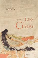 nspired by an old Japanese parlour game of the Edo period (1603-1868), The Game of 100 Ghosts is a lyrical tribute to the poet's friends and relations who recently departed their lives. This wonderful collection then evokes the spirits of lost friends and relations while paying tribute to a tradition. #ebook #poetry