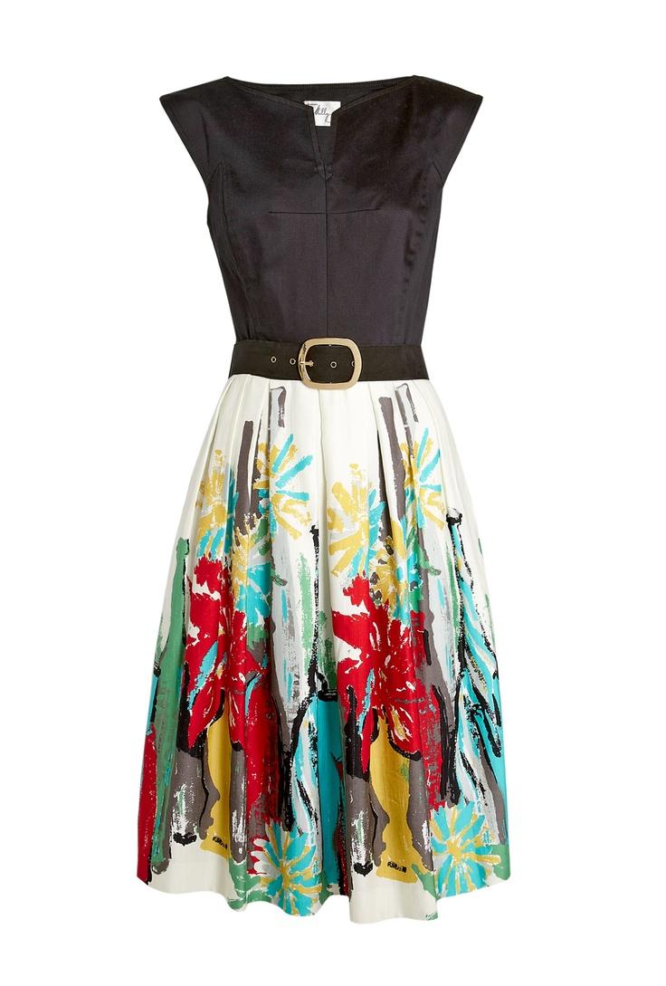 Milly - Sabrina dress...love!