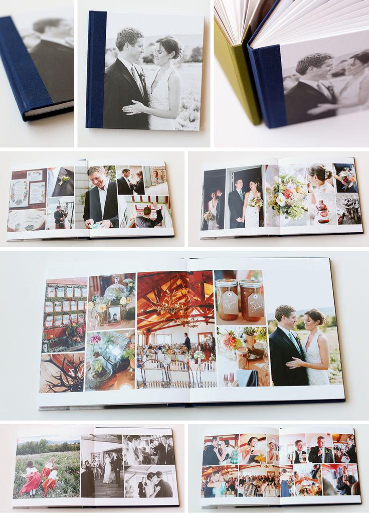 Wedding Album Layout