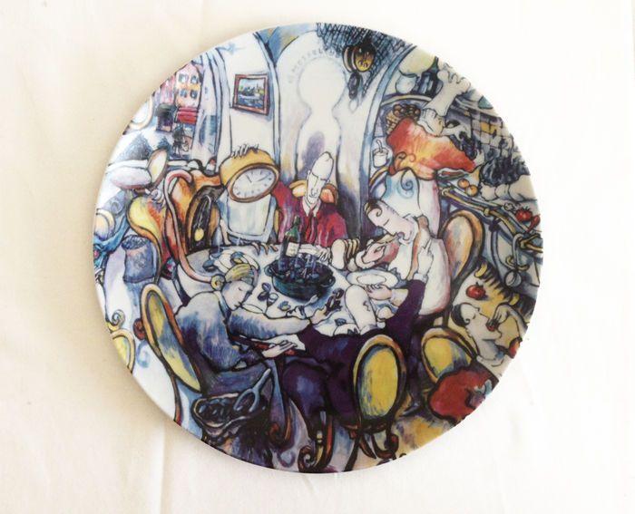 """Rob van Trier - """"Mosseltijd"""" culinaire kunsten"""