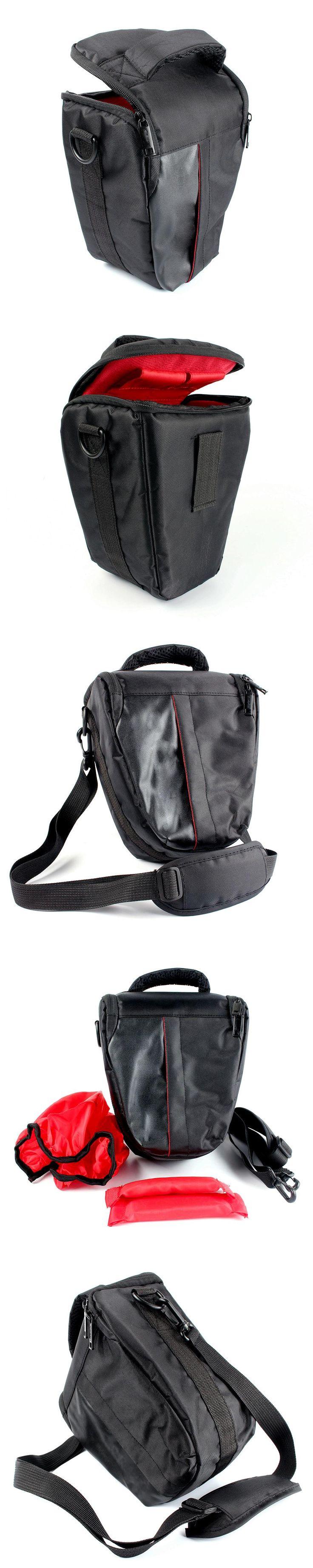 Waterproof Camera Case Shoulder Bag for Canon EOS 1300D 1200D 1100D 1000D 800D 760D 750D 700D 650D 600D 550D 500D 450D 200D 100D