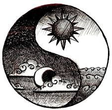 Image result for yin yang symbol