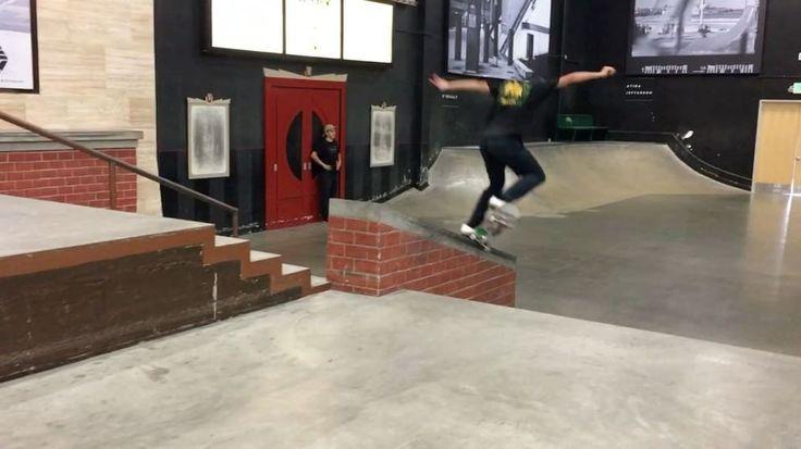 Had some fun cruisin around @berrics today. Good times with my @grizzlygriptape fam. : @chrisfernandez__  #skateboarding #skating #skater #instaskater #sk8 #sk8er #sk8ing #sk8ordie #photooftheday #board #longboard #longboarding #riding #kickflip #ollie #instagood #wheels #skatephotoaday #skateanddestroy #skateeverydamnday #skatespot #skaterguy #skatergirl #skatepark #skateboard #skatelife