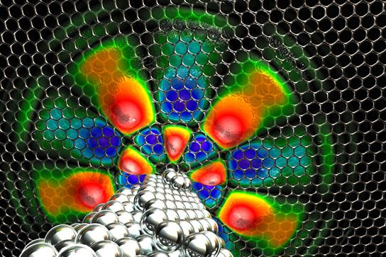 Physicists Corral Electrons Using a New Quantum Tool