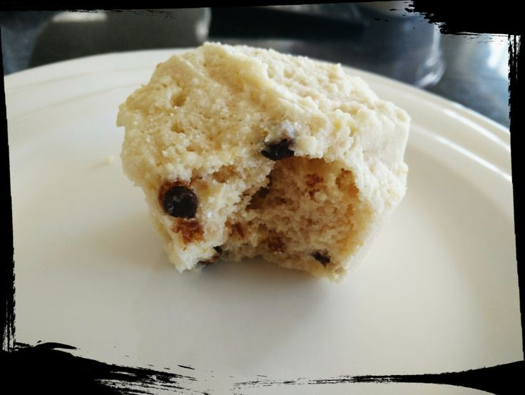 My first attempt at making my own recipe for fluffy gluten free muffins!