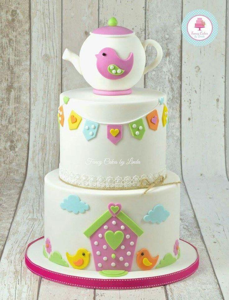 Tea Party cake                                                                                                                                                                                 Más