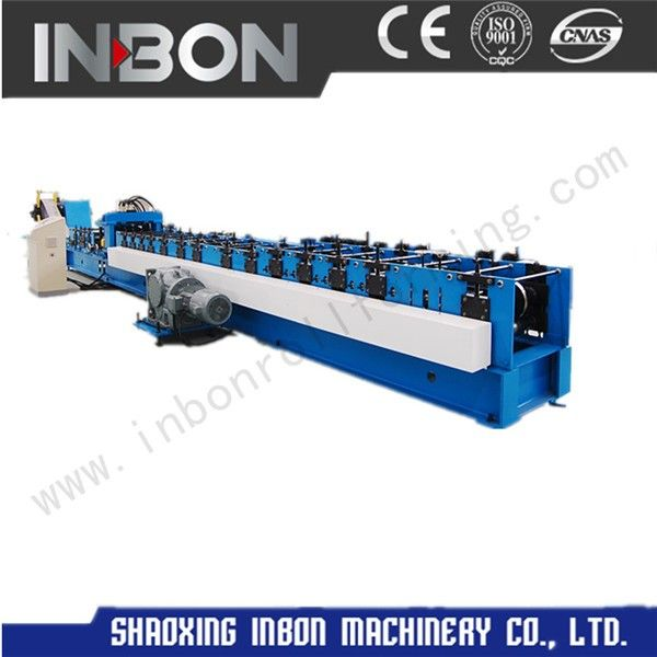 The #Purlin #Roll #Forming #Machines are unit utilized in variety of industries.