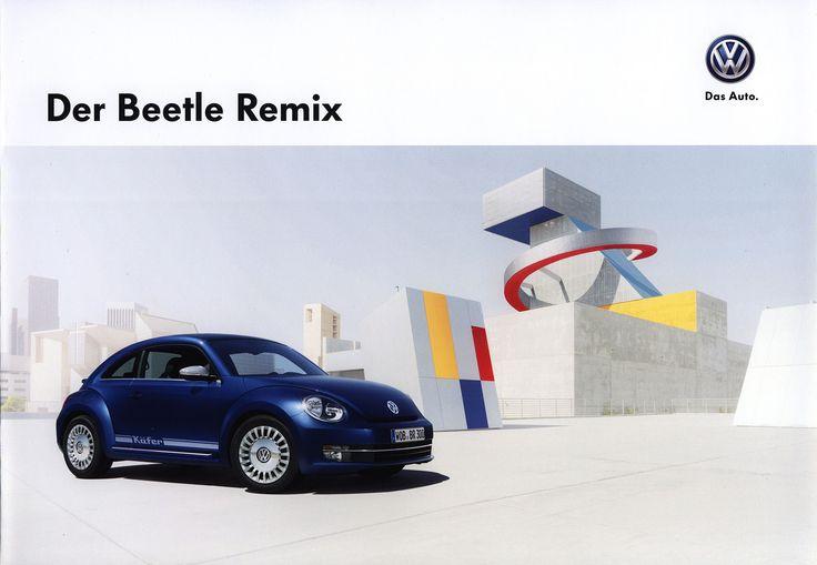 https://flic.kr/p/HKBokD | Volkswagen Beetle Remix; 2013_1