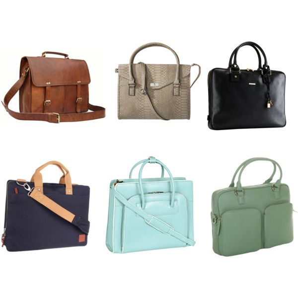 Chic laptop bags – NOT an oxymoron! via @The Daily Muse