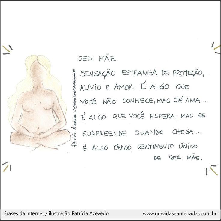 Fazia tempo que não fazia uma ilustração materna. #muitoamor    #marqueumagravida #gravidaseantenadas  www.gravidaseantenadas.com.br / Snapchat: g.antenadas