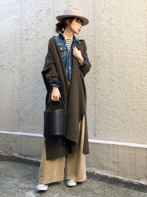 SLOBE IENAのハット「SORBATTI LOBG BRIM HAT◆」を使ったari☆のコーディネートです。WEARはモデル・俳優・ショップスタッフなどの着こなしをチェックできるファッションコーディネートサイトです。