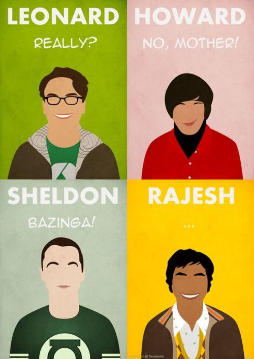 The Big Bang TheoryGeek, Nerd, Laugh, Bbt, Big Bang Theory, Big Bangs Theory, Funny, Quality, Movie