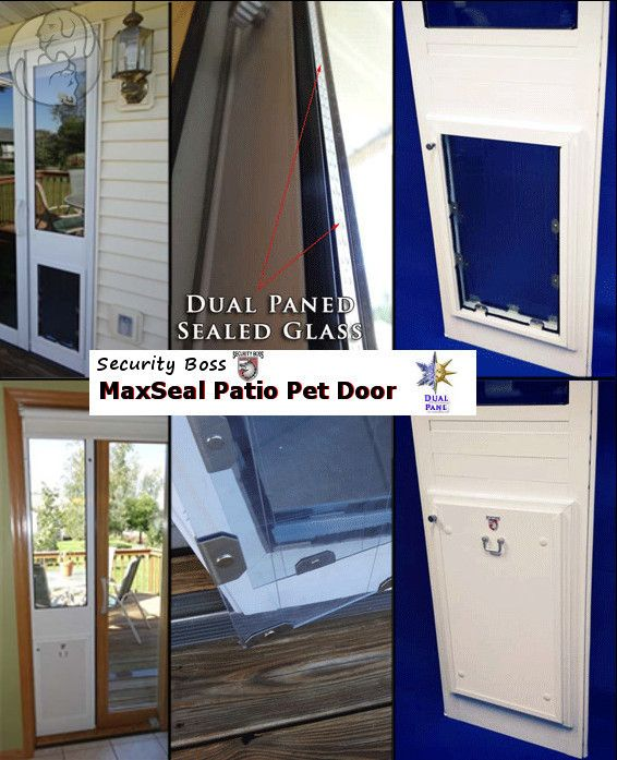 51 Best Temporary Pet Doors Patio Window Inserts Images On