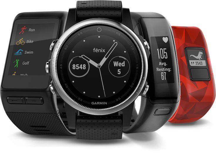 wearable-garmin Relojes inteligentes: ¿Cuáles son ideales para la Maratón de Santiago?