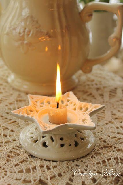 Lichtlein, Weihnachtliches, Engelchen, Weihnachten, Basteln, Kerze  Laternen, Kerzenständer, Schöne Kerzen, Kleine Mahlzeit Mit Tee Und Sahne