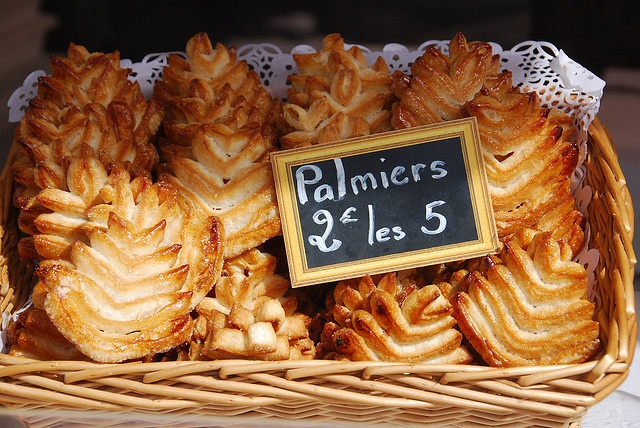 French Palmiers <3 <3