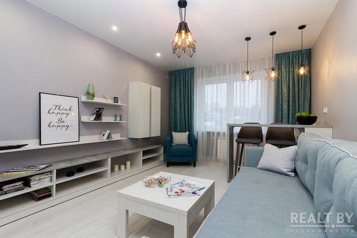 Интерьер, от которого захватывает дух. Готовые квартиры с ремонтом от 1630 руб. за «квадрат»! - REALT.BY