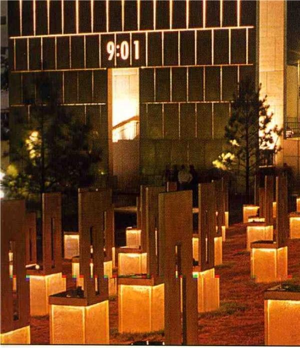 Oklahoma City Bombing Memorial - Oklahoma City