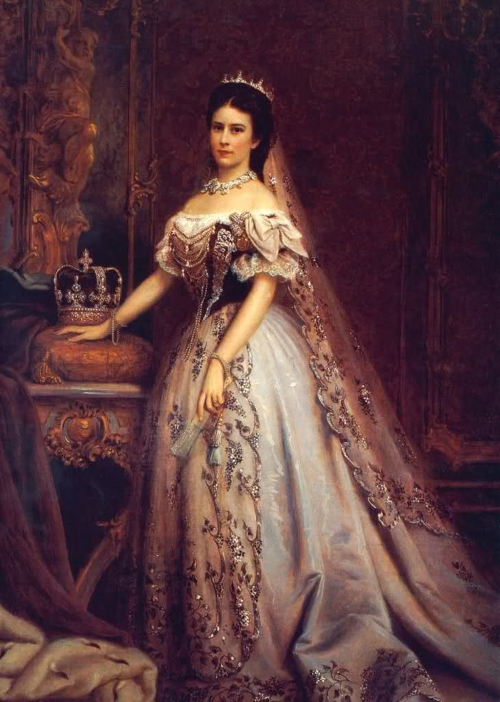 "Empress Elisabeth ""Sissi"" of Austria, Queen of Hungary"