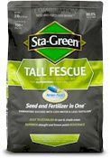 tall fescue grass seed /From Lowe's