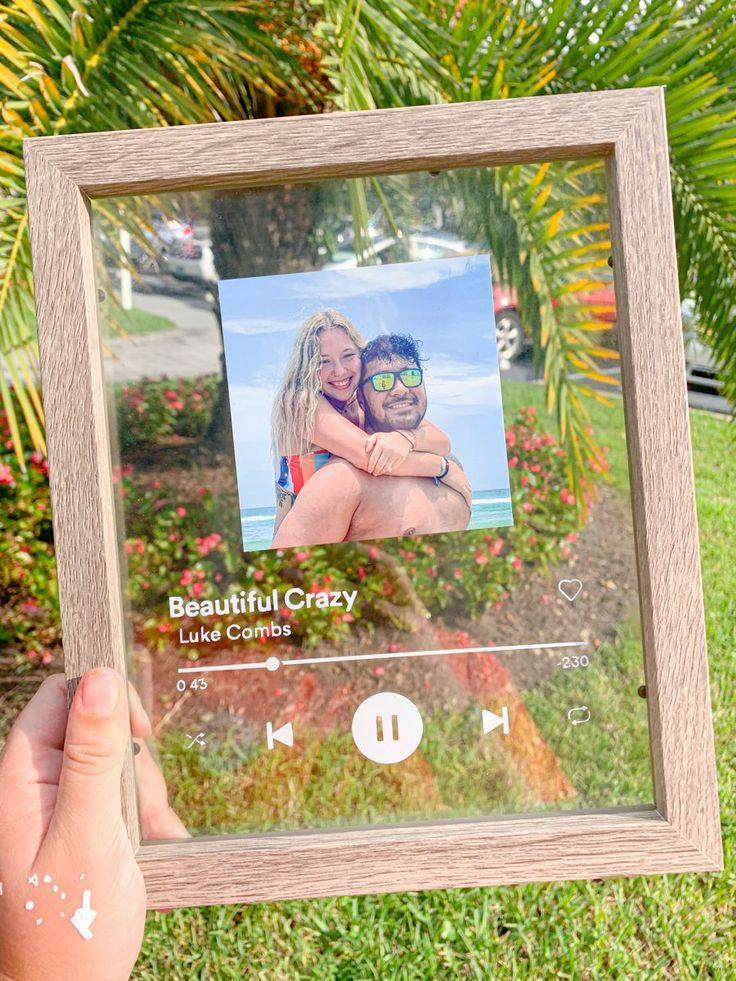 Spotify Glass Custom Spotify Glass Song in 2020 Diy
