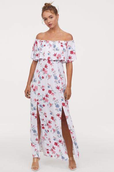 långa klänningar online