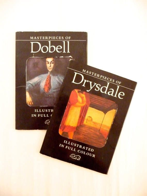 Vintage Australian Art Masterpieces of Dobell and Drysdale