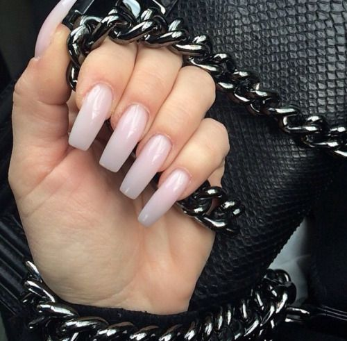 french nails naked girls