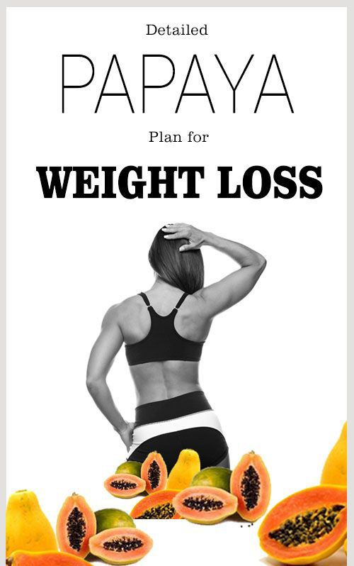 Detailed Papaya Diet Plan for Weight Loss – Lifee Too