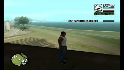 San Andreas really had it all. From jetpacks to a goddamn flying train (No mods/cheats)