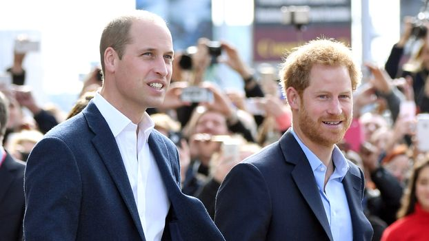 New story on InStyle: Why Prince William and Harry Never Talk About Their Step-Siblings #fashion #fashionnews #instyle