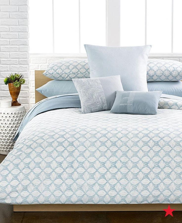 nothing says crisp and clean like the combo of white and pale blue sheets instantly bed setsalarm