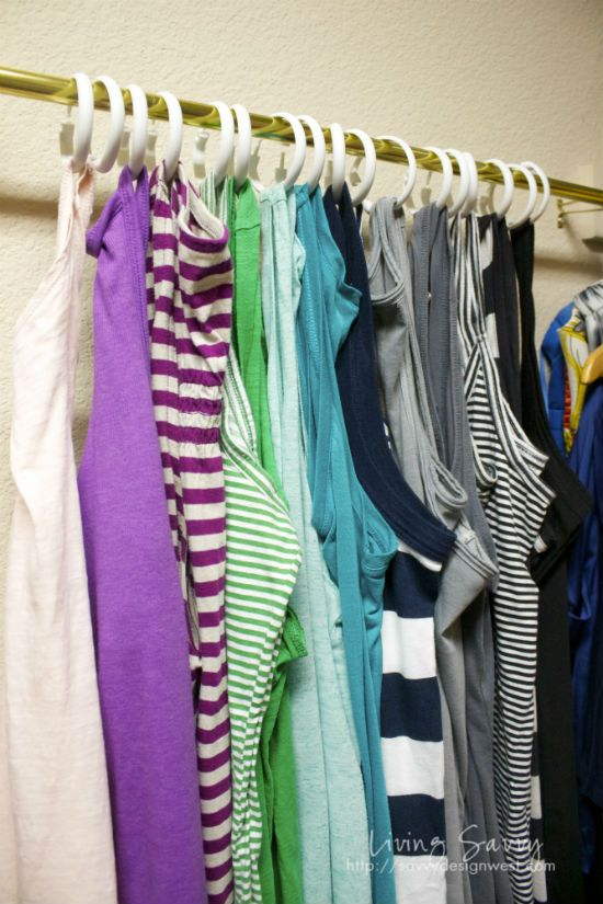 Organize Your Clothes 10 Creative And Effective Ways To Store And Hang Your Clothes: 61 Best Clothes Images On Pinterest