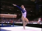 30 Greatest NBC Olympic Moments - Watch, Vote and Share | NBC Olympics...Kerri Strug sticks the landing, on a twisted ankle, and wins the American women's gymnastics team the frickin' gold medal